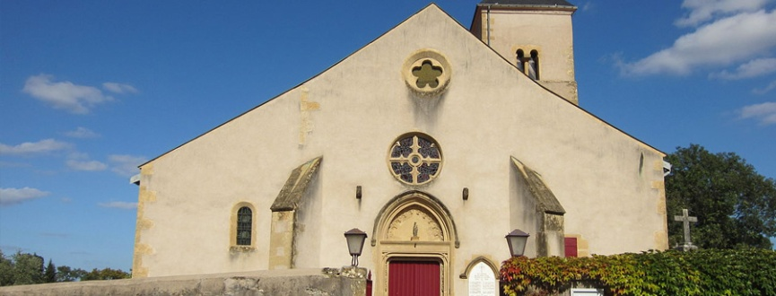 Eglise Sainte Brigide