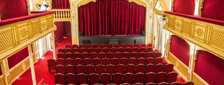 """Théâtre """"Les têtes à Plapp'"""""""